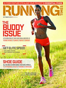 Running Times Magazine October 2012 – Issue 413